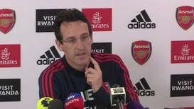 """Reino Unido: Xhaka """"debería disculparse"""", afirma el entrenador del Arsenal Emery"""