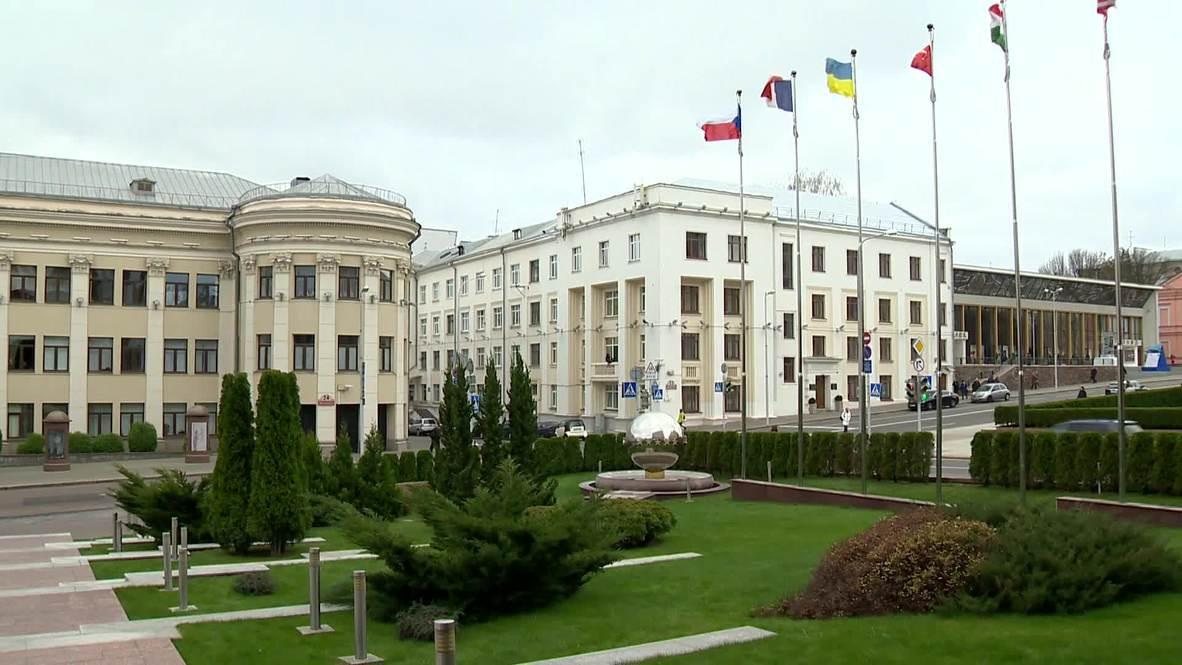 Белоруссия: Спецпред ОБСЕ сообщил о начале разведения сил  в Донбассе
