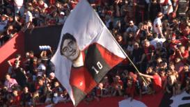 Argentina: Maradona es recibido como un héroe en Rosario por su antiguo club Newell's Old Boys