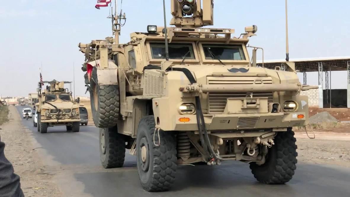 Siria: EE.UU amplia la defensa de los yacimientos petrolíferos y Rusia, Turquía e Irán critican la decisión