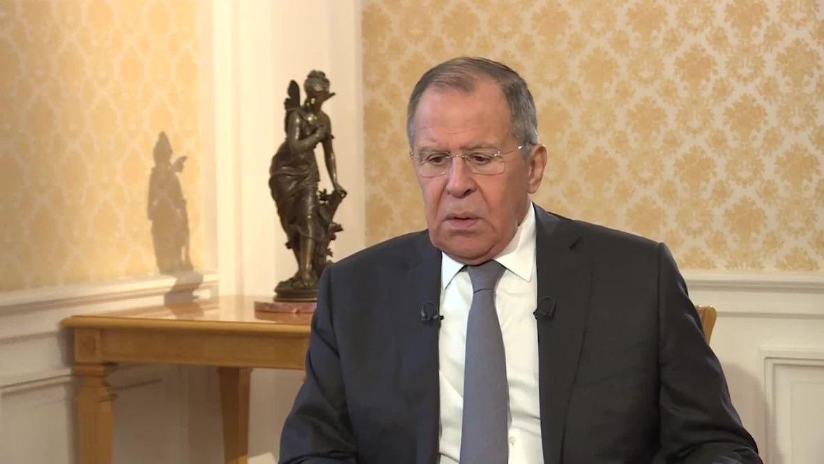 """Россия: """"Порождение США"""" – Лавров прокомментировал операцию по уничтожению аль-Багдади"""