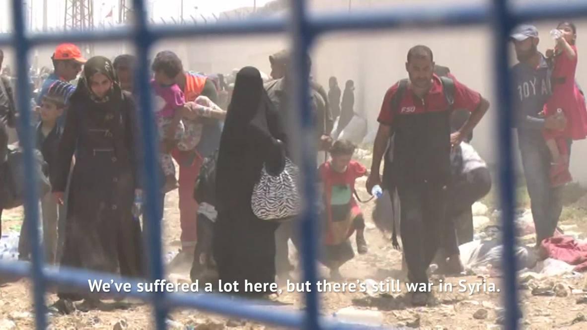 Deportando la esperanza: Refugiados sirios sufren en Turquía *CONTENIDO DE SOCIOS*