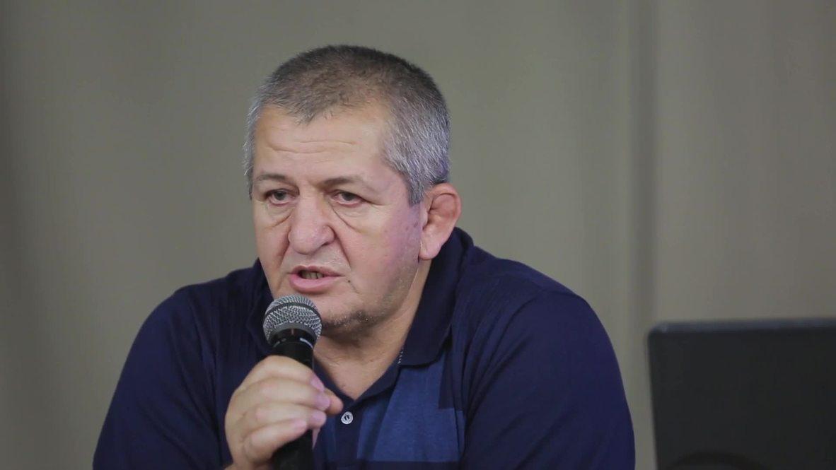Russia: Khabib vs Ferguson fight 'should take place in Moscow' -  Khabib's father