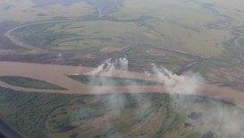 Brazil: Wildfires rage across Brazil's Pantanal wetlands
