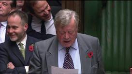 UK: Sir Lindsay Hoyle replaces John Bercow as Commons Speaker