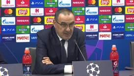 Russia: It will be tough game - Juventus boss Sarri on Lokomotiv clash