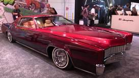 La feria de vehículos modificados SEMA 2019 abre sus puertas en Las Vegas