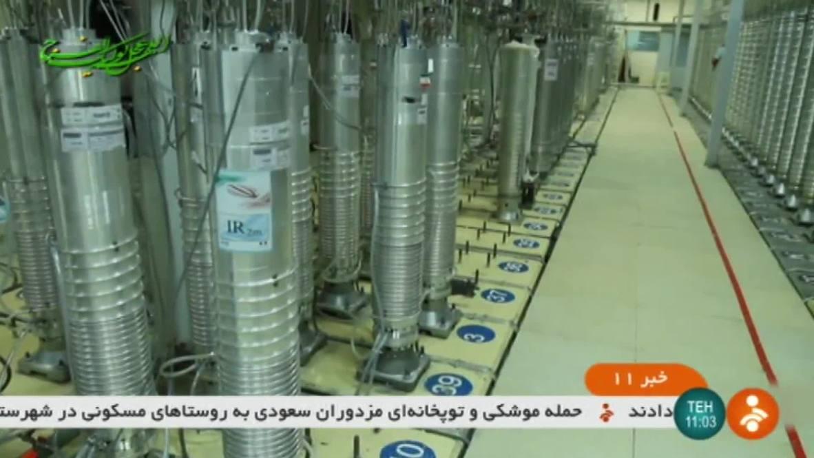 Irán: Teherán reanuda el enriquecimiento de uranio en la instalación nuclear de Fordow