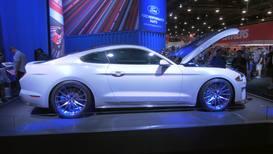 EE.UU: Ford presenta en Las Vegas su prototipo Mustang Lithium, vehículo eléctrico  con 900 CV y transmisión manual