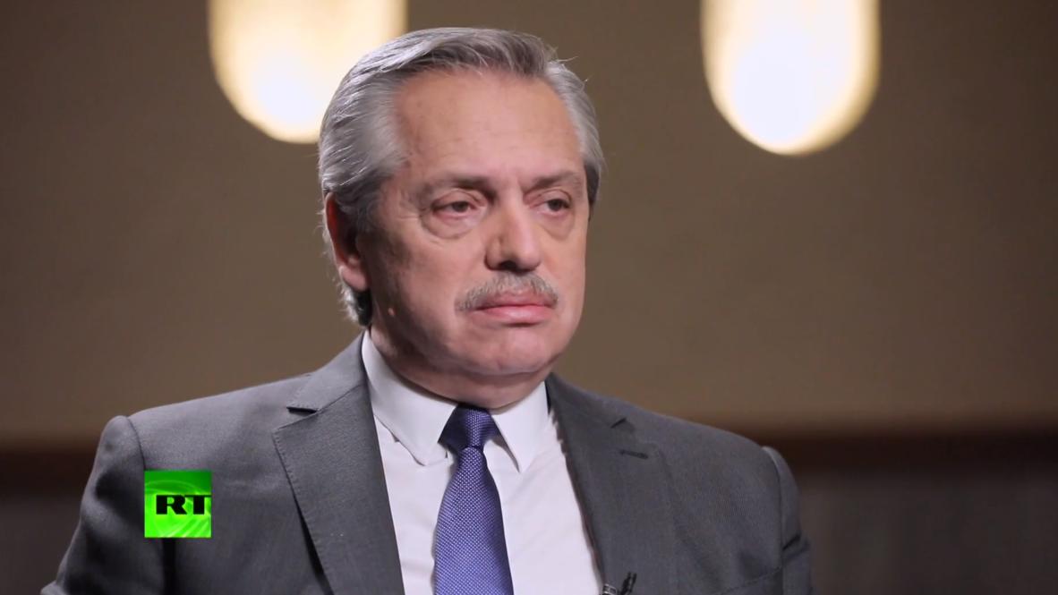 Presidente electo argentino Alberto Fernández es entrevistado en 'Conversando con Correa' *CONTENIDO DE SOCIOS*