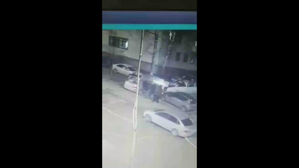 Россия: В Нижнем Новгороде таксист до смерти избил пассажира