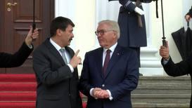 Alemania: Steinmeier recibe a los líderes de Europa del Este en el aniversario de la caída del Muro de Berlín