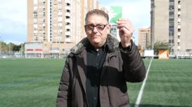 España: Asociación valenciana de fútbol presenta la tarjeta VERDE positiva para ligas juveniles