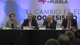 Argentina: Alberto Fernández inaugura la segunda reunión del Grupo de Puebla