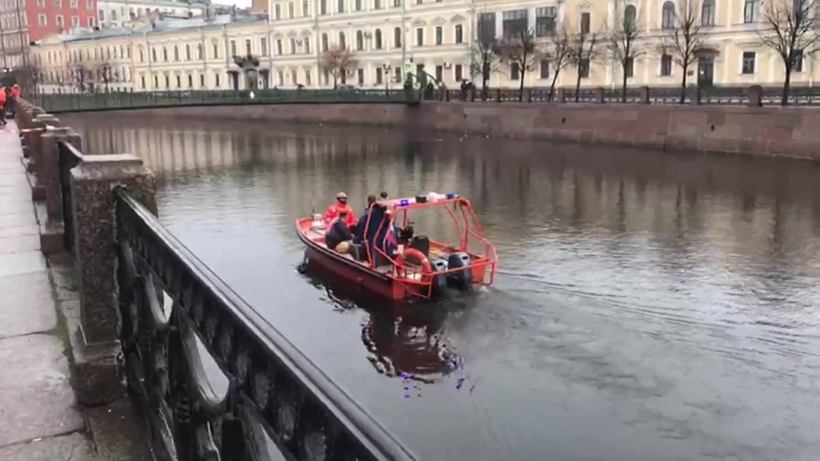Россия: Продолжаются поиски останков расчлененной студентки в Петербурге