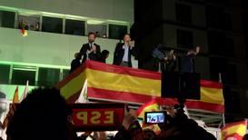 España: El partido de ultraderecha Vox se convierte en tercera fuerza política