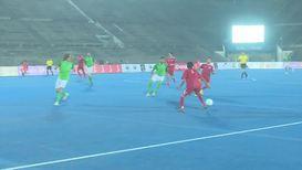 Pakistán: Leyendas del fútbol participan en un partido amistoso en Lahore