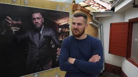 Slovakian Conor McGregor lookalike opens bar in honour of UFC superstar