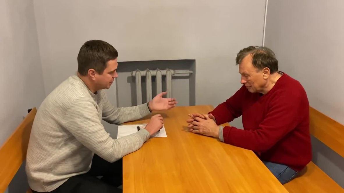 """Россия: """"Если не смогу читать, сойду с ума"""" - первое интервью историка-убийцы Соколова после ареста"""
