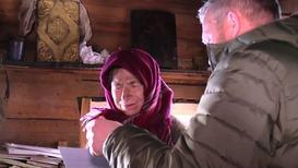 В гостях у бабушки. Отшельница Агафья встретила родственников на заимке