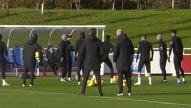 UK: All smiles at England training despite Sterling-Gomez bust-up