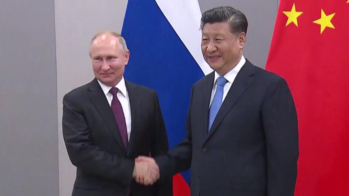 """Бразилия: """"Связи между Россией и Китаем прочны и стабильны"""" – Путин провел встречу с Си Цзиньпином"""