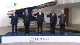 Бразилия: Президент Болсонару поприветствовал лидеров стран БРИКС в заключительный день саммита