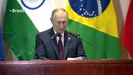 """Бразилия: """"Рубль можно активнее использовать для расчетов между странами БРИКС"""" - Путин о национальной валюте"""