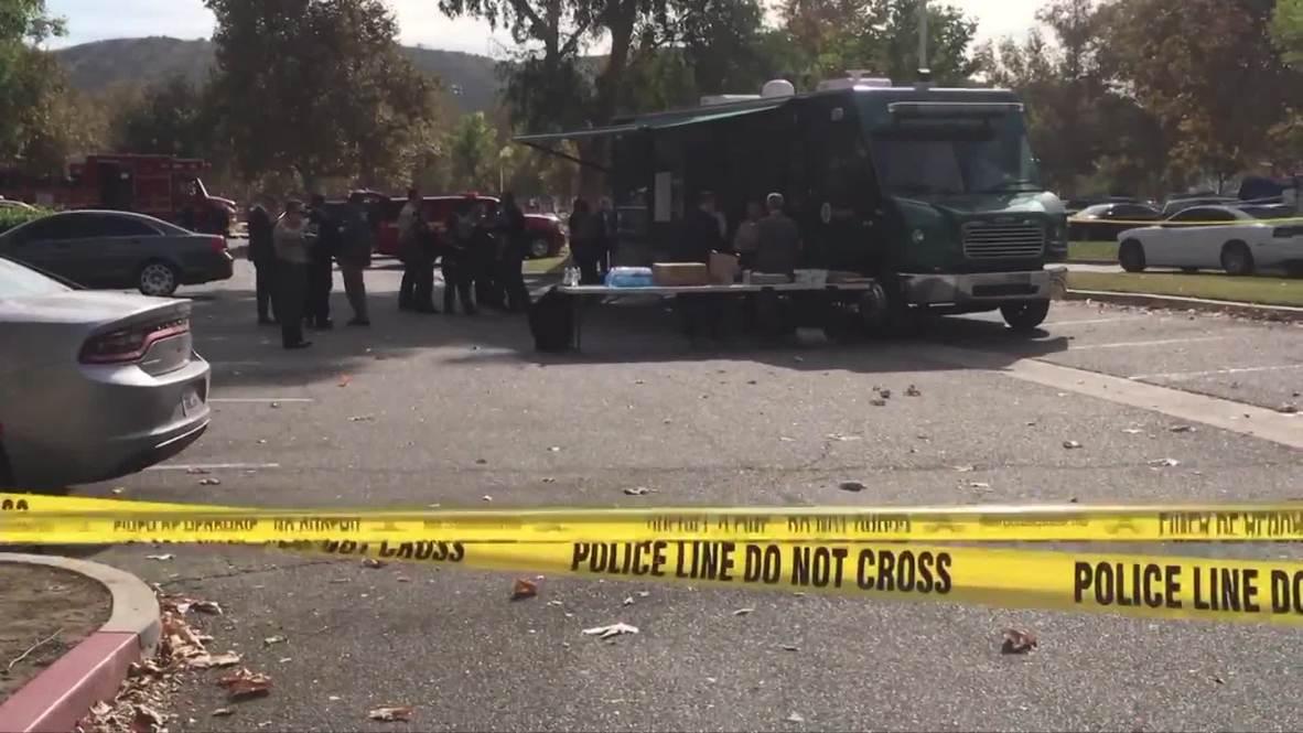 EE.UU.: Dos muertos y varios heridos en tiroteo en escuela de California