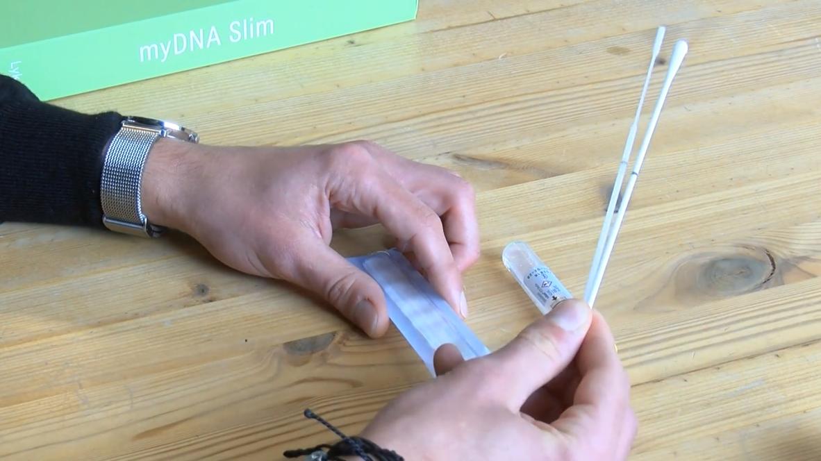 Una empresa alemana personaliza tu muesli a través de una prueba de ADN