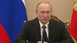 Россия: Путин обсудил с Совбезом вопросы социально-экономического развития