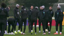 UK: Under-fire Gomez sidelined with knee injury as England take on Kosovo