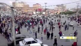 Irán: Estallan protestas por alza de precio y racionamiento del combustible