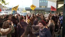 Switzerland: Extinction Rebellion activists stage sit-in at Geneva private jet terminal