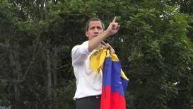 Venezuela: Miles de manifestnates se unen a Guaidó en marcha hasta la embajada boliviana en Caracas
