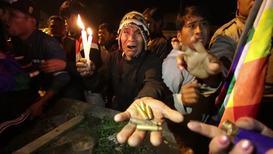 Bolivia: Cientos de personas participan en funerales de partidarios de Evo Morales en Cochabamba