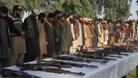 Afghanistan: Over 225 IS militants and family members surrender in Nangarhar