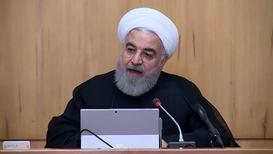 "Irán: Teherán no permitirá ""disturbios e inseguridad"" - Rohaní por protestas por alza de combustibles"