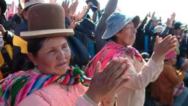 Bolivia: Partidarios de Evo Morales bloquean acceso a refinería y desabastecen La Paz