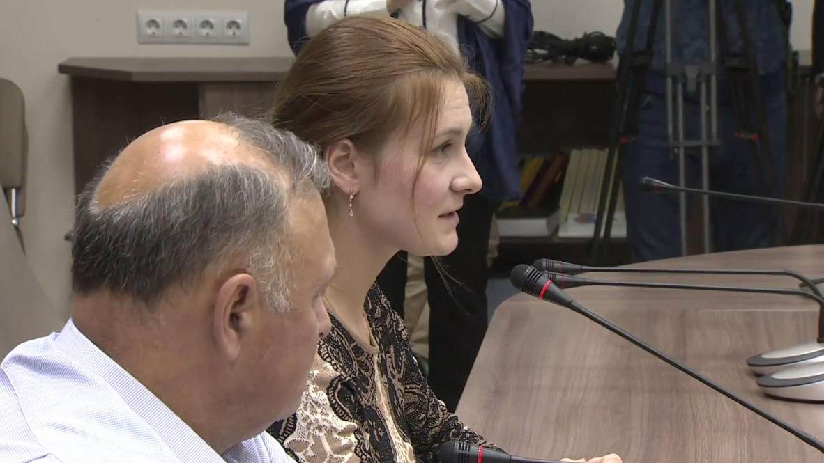 Россия: Москалькова встретилась с Марией Бутиной