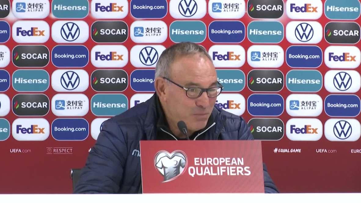 """Сан-Марино: """"Мы должны отдать должное прошедшим матчам Евро-2020"""" – Варрелла о предстоящем матче с Россией"""
