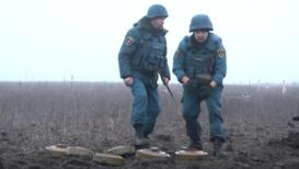 Украина: В районе Петровского завершился процесс разминирования со стороны ДНР