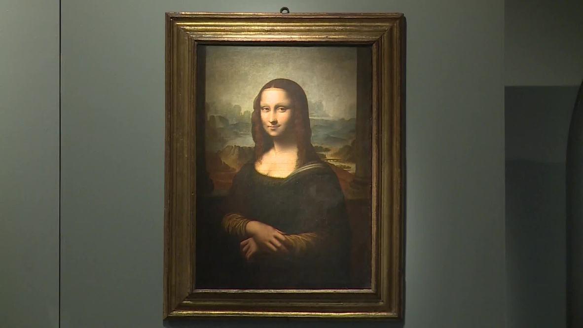 France: Mona Lisa replica sells for over half a million euros