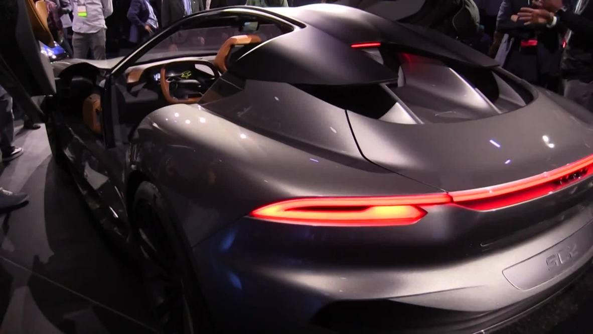 EE.UU.: Karma Automotive presenta nuevos vehículos prototipo SC2 y Revero GTS