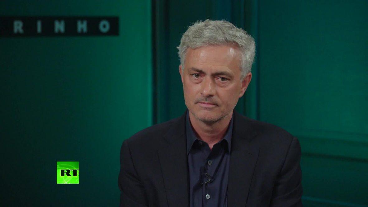 El Tottenham ficha a José Mourinho como nuevo técnico *ARCHIVO*  *CONTENIDO DE SOCIOS*