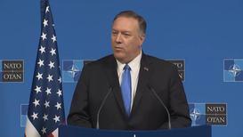 Belgium: Pompeo names Russia, China, Iran and terrorism chief NATO threats