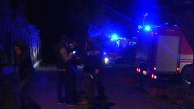 Italy: Firefighters cordon off scene of deadly fireworks factory blaze