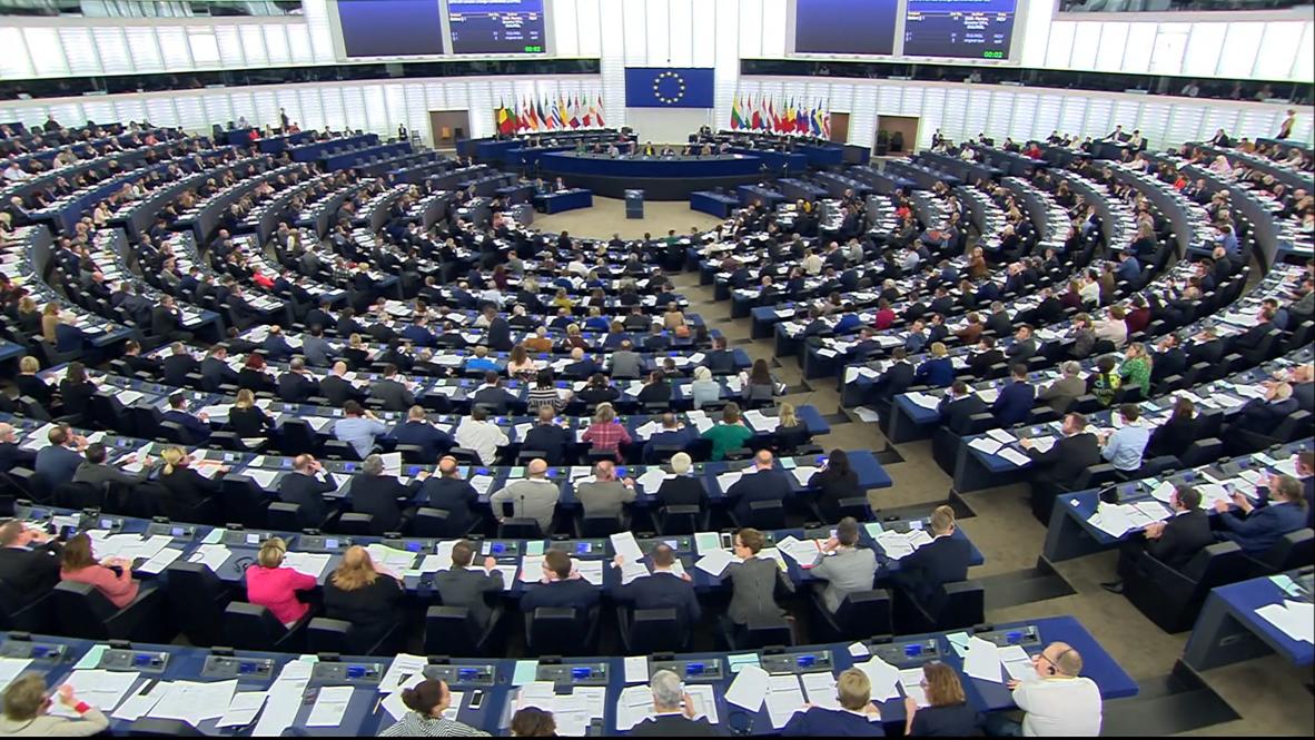France: European Parliament declares global climate emergency
