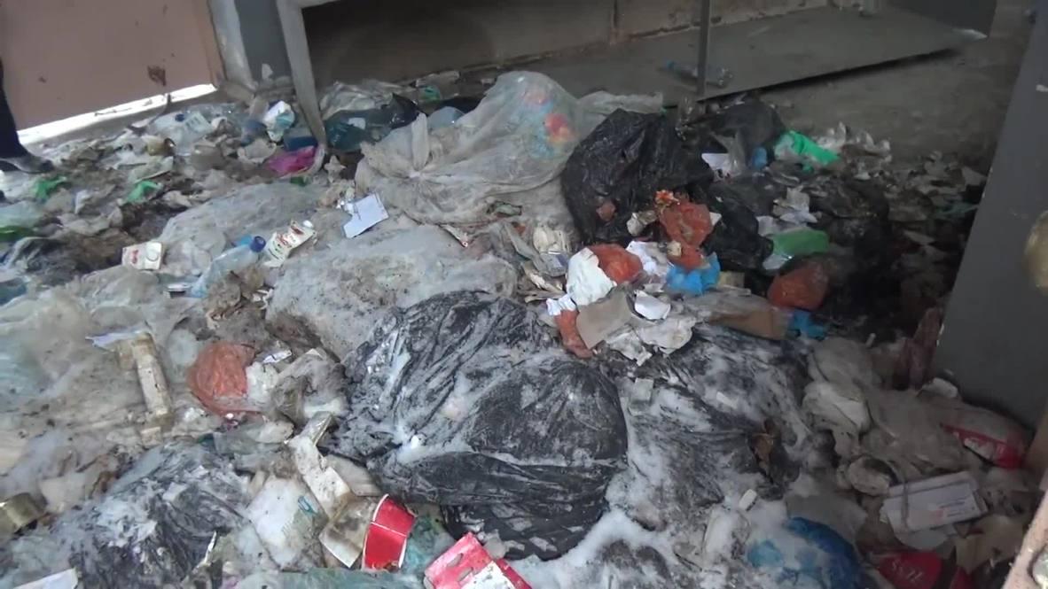 Шприцы, пробирки, кровавые бинты – Опасные медицинские отходы найдены у бизнесменов из Златоуста, занимающихся отловом бездомных собак