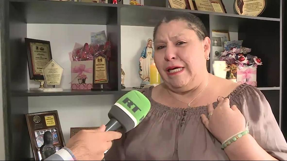 """Bolivia: """"Mis ideas siguen intactas"""" - Alcaldesa de Vinto en la vuelta a su cargo *CONTENIDO DE SOCIOS*"""